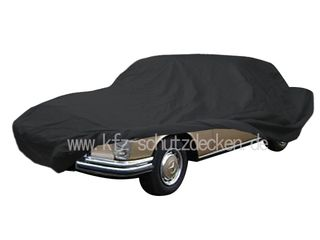 Car-Cover Satin Black für Mercedes 300SE/L (W109)