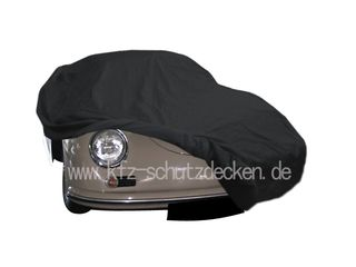 Car-Cover Satin Black für Porsche 356 Speedster