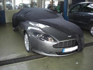 Car-Cover Satin Black für Aston Martin DB9