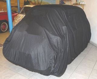 Car-Cover Satin Black für BMW 600