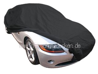 Car-Cover Satin Black for BMW Z4 E85