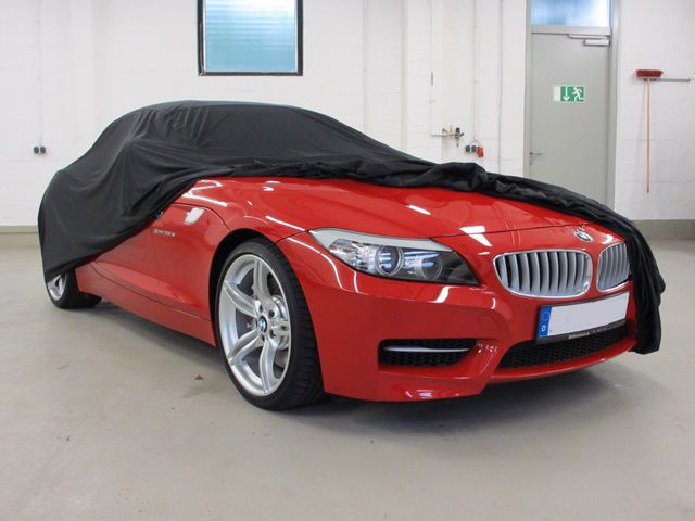 Car Cover Satin Black For Bmw Z4 E89