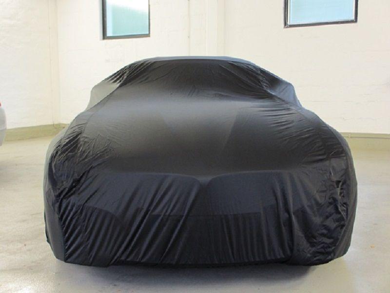 MyCarCover Autoplane passend f/ür BMW Z4 Roadster E89 Premium Indoor Plane formanpassend atmungsaktiv aus Stoff in Schwarz