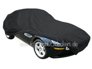 Car-Cover Satin Black for BMW Z8