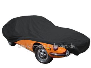 Car-Cover Satin Black for Datsun 240Z