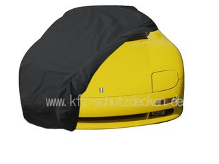 Car-Cover Satin Black für De Tomaso Guara