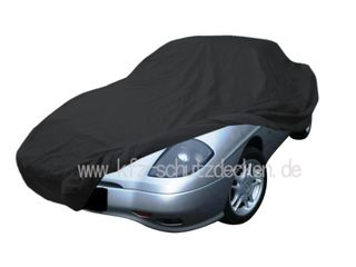 Car-Cover Satin Black für Fiat Barchetta