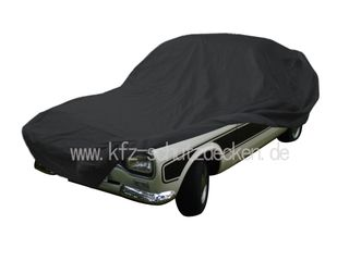 Car-Cover Satin Black für Escort 1 (Hundeknochen)