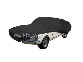 Car-Cover Satin Black für Ford Mustang 1964-1970
