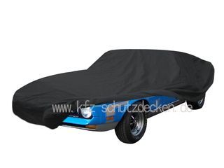 Car-Cover Satin Black für Mustang 1970-1973
