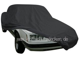 Car-Cover Satin Black für Mustang 1979-1993