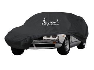 Car-Cover Satin Black für ISO Lele