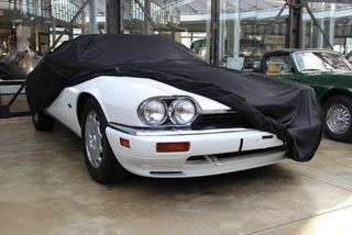 Car-Cover Satin Black für Jaguar XJS 1975-1996