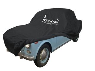 Car-Cover Satin Black für Lancia Appia