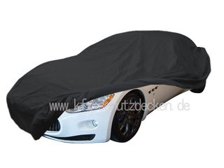 Car-Cover Satin Black für Maserati GranTurismo