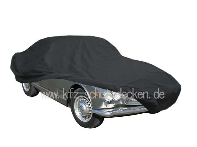 car cover satin black f r maserati gt 3500 spyder. Black Bedroom Furniture Sets. Home Design Ideas