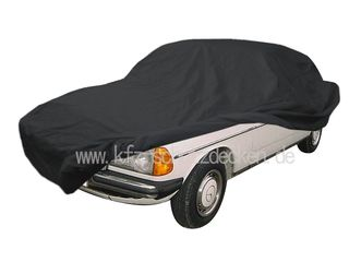 Car-Cover Satin Black für Mercedes 230-280CE Coupe (W123)