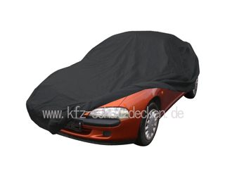 Car-Cover Satin Black für Opel Tigra