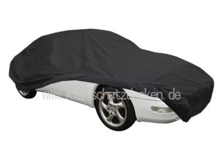 Car-Cover Satin Black für Porsche 993