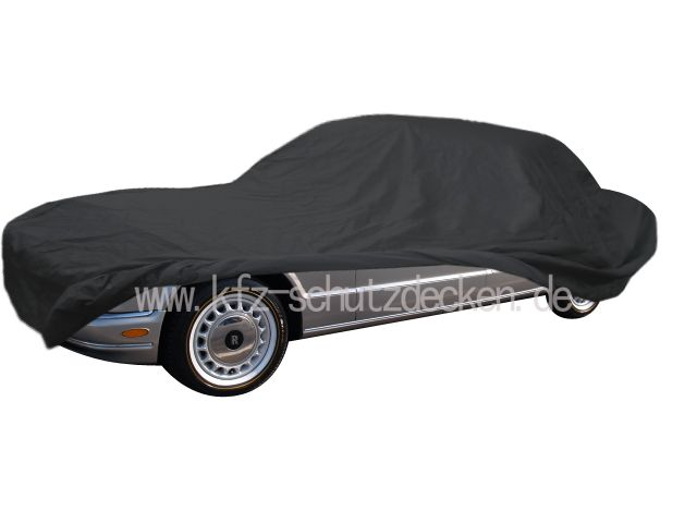 Car-Cover Satin Black Für Rolls-Royce Silver Seraph