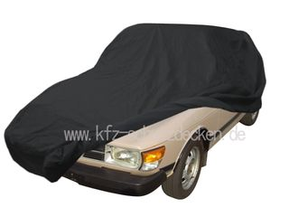 Car-Cover Satin Black für Saab 99