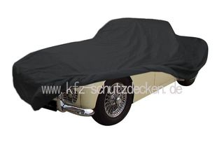 Car-Cover Satin Black für Triumph TR3