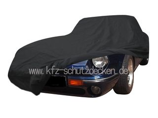 Car-Cover Satin Black für TVR V8S