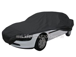 Car-Cover Satin Black with mirror pockets for OPEL Vectra...