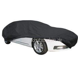 Car-Cover Satin Black with mirror pockets for Audi A6