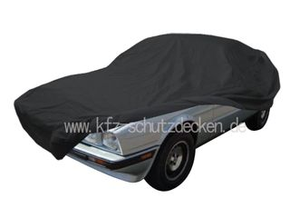 Car-Cover Satin Black with mirror pockets for Maserati...