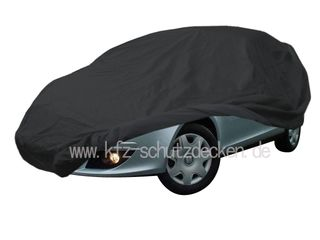 Car-Cover Satin Black with mirror pockets for Seat Toledo