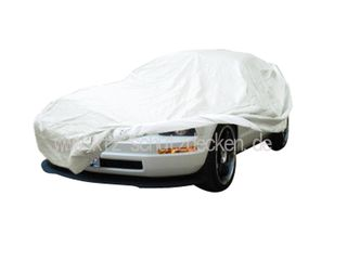 Car-Cover Satin White für Ford Mustang ab 2010