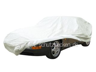 Car-Cover Satin White für Porsche 968