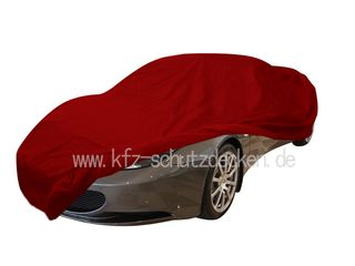 Car-Cover Satin Red für Lotus Evora