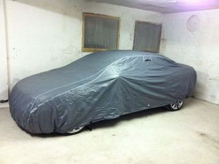 Car-Cover Outdoor Waterproof für Opel Astra G Cabriolet