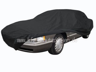 Car-Cover Satin Black für Cadillac Seville SLS