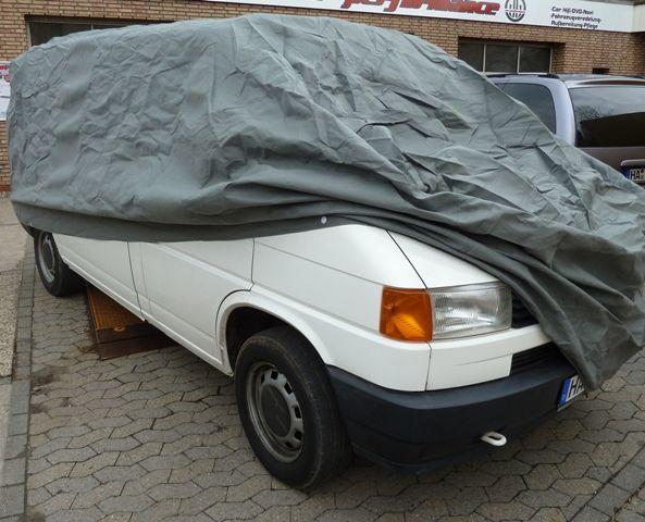 car cover universal lightweight f r vw bus t4 kurzer radstand. Black Bedroom Furniture Sets. Home Design Ideas