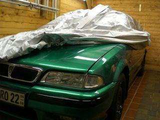 Car-Cover Outdoor Waterproof für Rover 220 Coupe