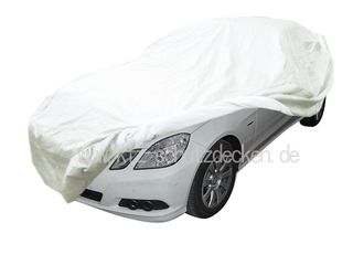 Car-Cover Satin White für Mercedes E-Klasse W212 Coupe &...