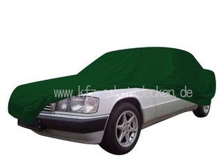 Car-Cover Satin Green for Jaguar XK8