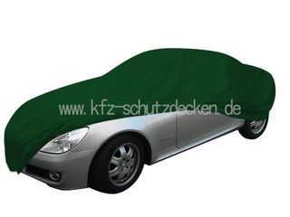 Car-Cover Satin Grün für Mercedes SLK R171