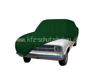 Car-Cover Satin Green for Opel Kadett B Limosine