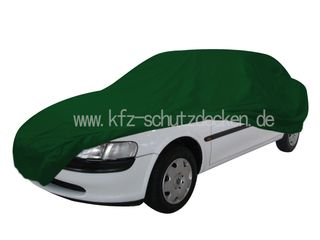 Car-Cover Satin Grün für OPEL Vectra B 1996-2001