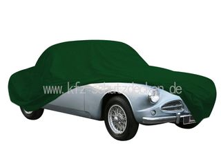 Car-Cover Satin Grün für Alfa Romeo 1900 Sprint