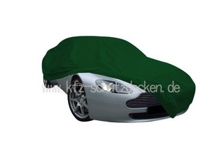 Car-Cover Satin Grün für Aston Martin AM V8