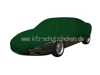 Car-Cover Satin Grün für Aston Martin DB7