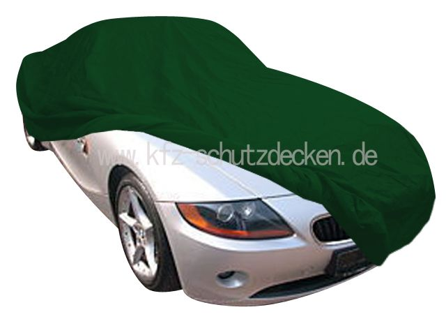 Car Cover Satin Green For Bmw Z4 E85