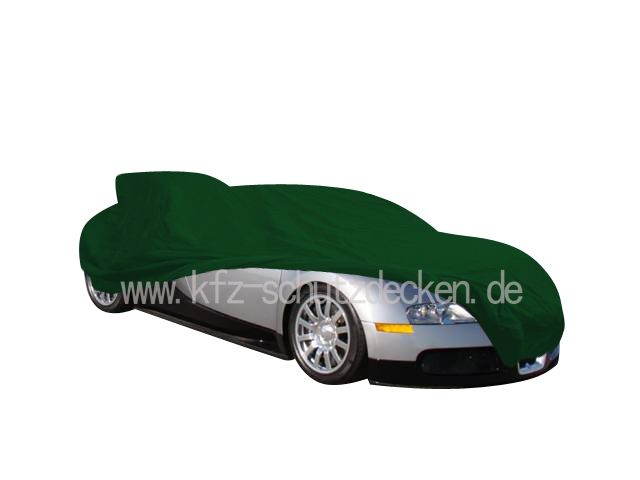 car cover satin green for bugatti veyron. Black Bedroom Furniture Sets. Home Design Ideas
