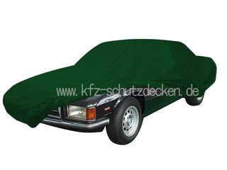 Car-Cover Satin Grün für De Tomaso Longchamp