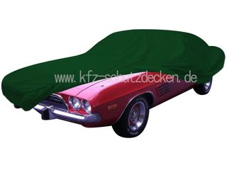 Car-Cover Satin Green for Dodge Challenger 1969-1974